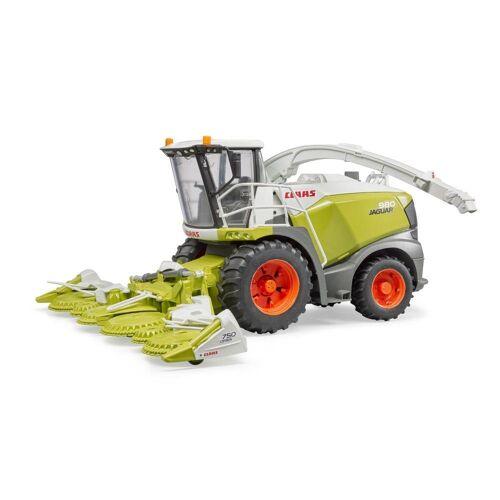 Bruder® Spielzeug-Landmaschine »Claas Jaguar 980 Feldhäcksler«