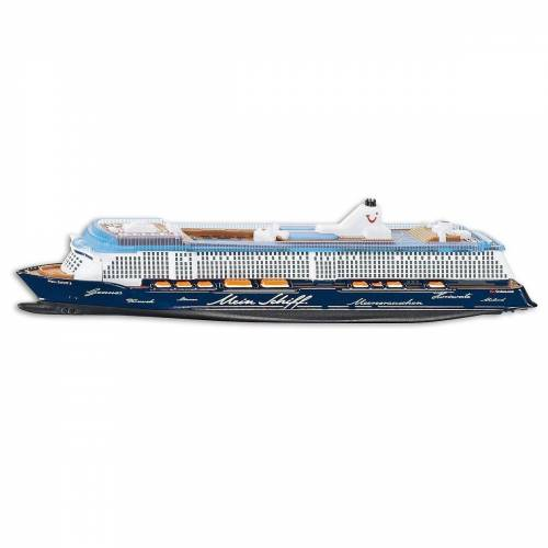 Siku Spielzeug-Auto »Super 1724 Mein Schiff 3 1:1400«
