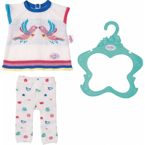 Zapf Creation® Puppenkleidung »BABY born® Strickkleidung 43cm, Puppenkleidung«