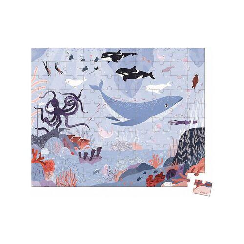 Janod Puzzle »Puzzle Arktischer Ozean, 100 Teile«, Puzzleteile