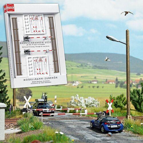 Busch Modelleisenbahn-Set »Bahnschranken H0«