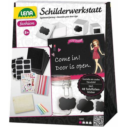 Lena® Tafel »Schilderwerkstatt«