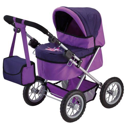 Bayer Puppenwagen »Puppenwagen Trendy lila«