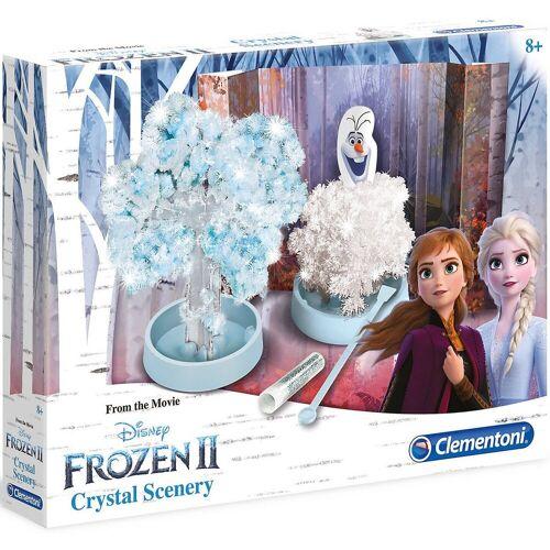 Clementoni® Kreativset »Frozen 2 - Magische Schmuckkristalle«