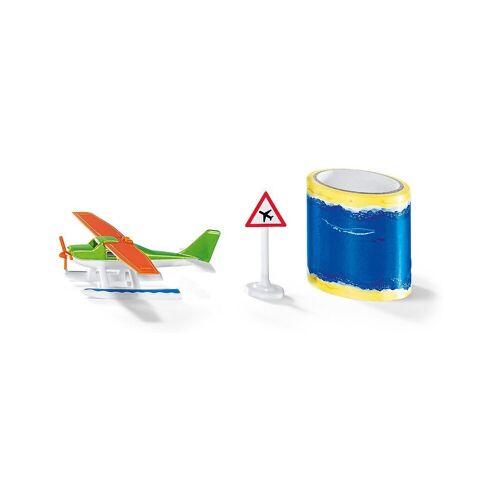 Siku Spielzeug-Flugzeug »Wasserflugzeug mit Tape«