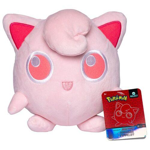 Plüschfigur »Pokémon Pummeluff Monochrom, 20 cm«