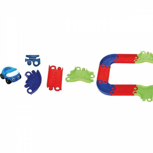 GOWI Spielzeug-Auto »Speed Buggy Straßensystem + 1 Speed Buggy«