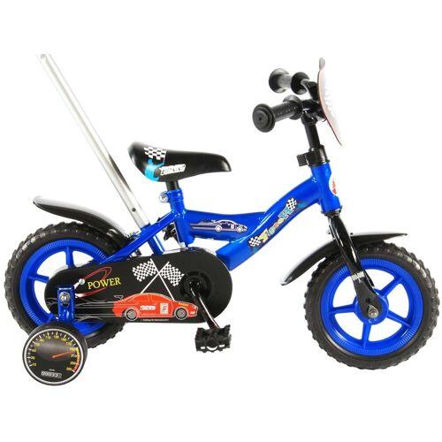 Volare Kinderfahrrad »Fahrrad für Kinder Jungen - 10 Zoll - Blau«