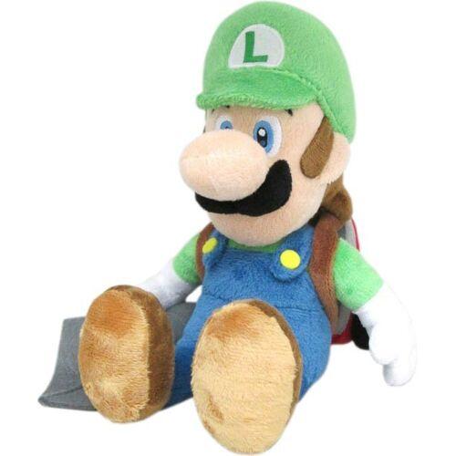 Nintendo Plüschfigur »Luigi mit Staubsauger«