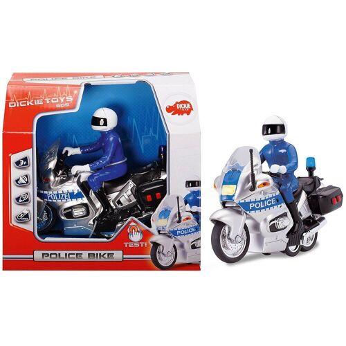 Dickie Toys Spielzeug-Auto »Dickie Polizei Motorrad«