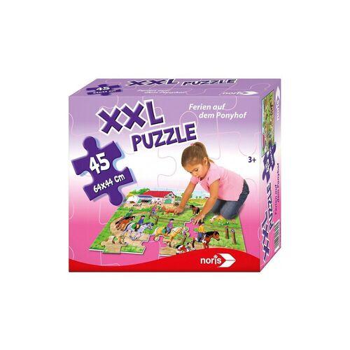 Noris Puzzle, Puzzleteile