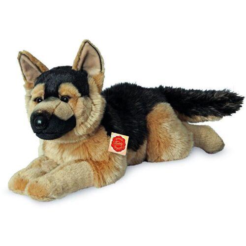 Teddy Hermann® Kuscheltier »Schäferhund liegend, 60 cm«
