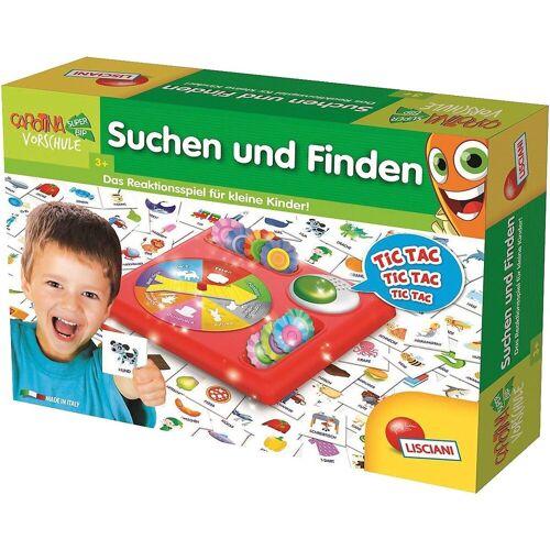 Lisciani Lernspielzeug »Suchen und Finden«