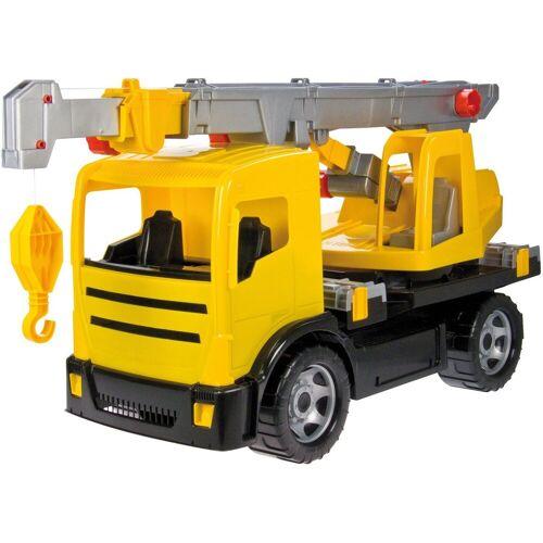 Lena® Spielzeug-Krankenwagen »Giga Trucks, gelb-schwarz«