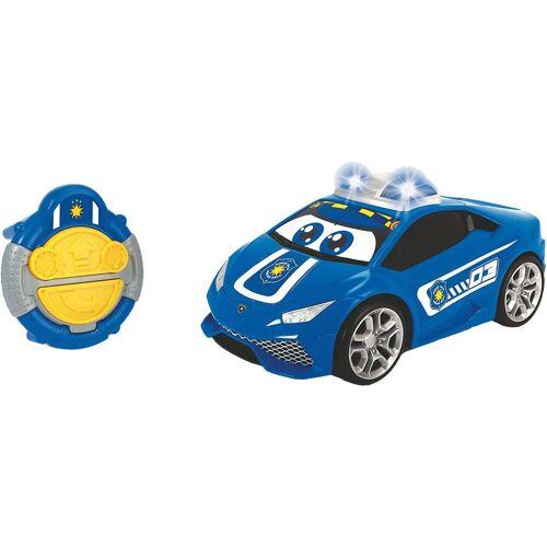Dickie Toys Spielzeug-Auto »IRC Happy Lamborghini Huracan Polizeiauto«