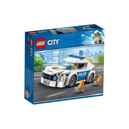 Lego City Spiel, »LEGO® City Polizei Streifenwagen«