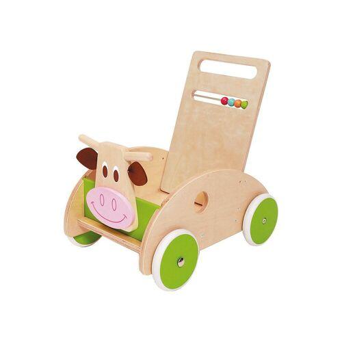 SCRATCH Lauflernwagen »Lauflernwagen Kuh«