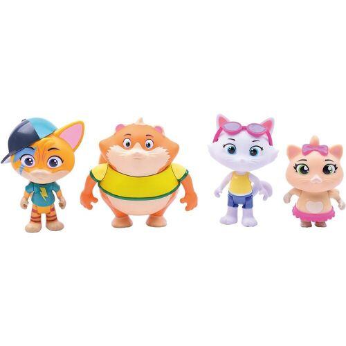 Smoby Spielfigur »44 Cats Set mit 4 Spielfiguren«