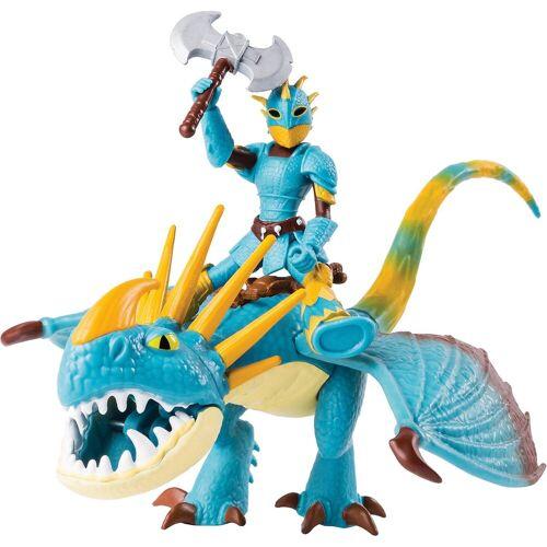 Spin Master Actionfigur »Dragons Dragon & Viking Astrid/Sturmpfeil«