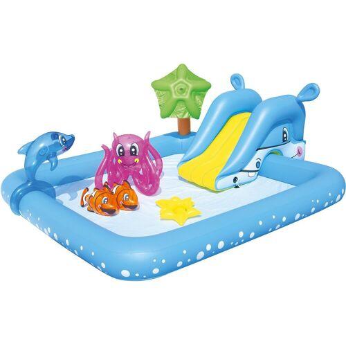 """Bestway Wasserspielzeug »Wasserspielcenter """"Aquarium"""" 239 x 206 x 86 cm«"""