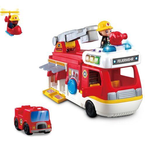 Vtech® Spielzeug-Feuerwehr »2-in-1-Feuerwehrstation«, mit Licht und Sound