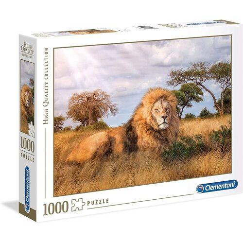 Clementoni® Puzzle »Clementoni - The King, 1000 Teile Puzzle«, 1000 Puzzleteile
