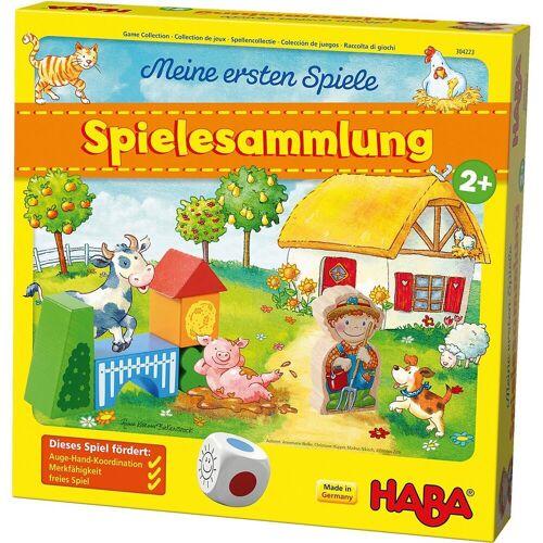 Haba Spielesammlung, »Meine ersten Spiele - Spielesammlung«