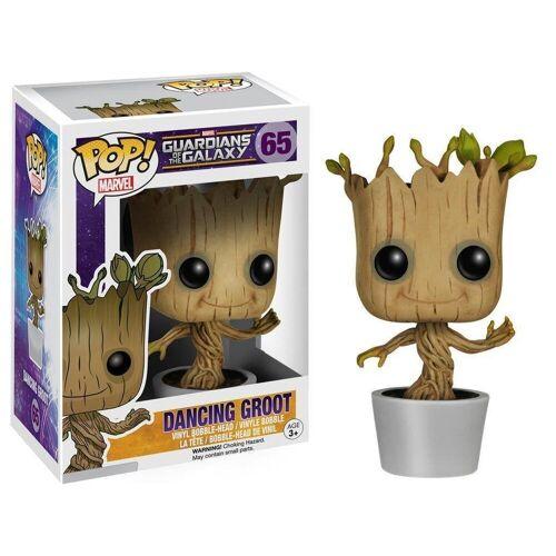 Funko Sammelfigur »Pop! - Marvel - Guardians of the Galaxy - Dancing Groot #65«