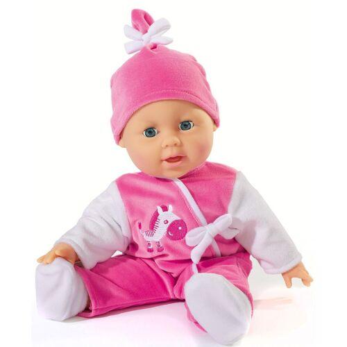 SIMBA Babypuppe »Babypuppe Laura Babysprache, 38 cm«