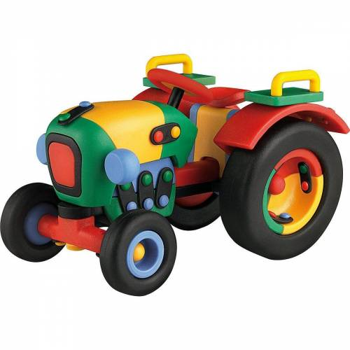 mic o mic Konstruktions-Spielset »Traktor«