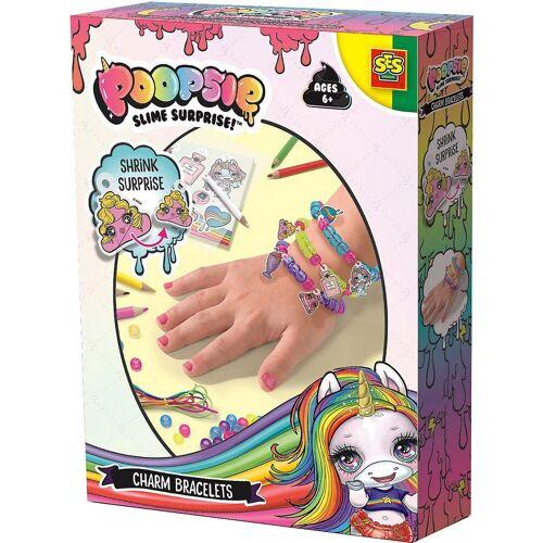Creative SES Creative Schmuckset »Poopsie Amulettarmbänder«