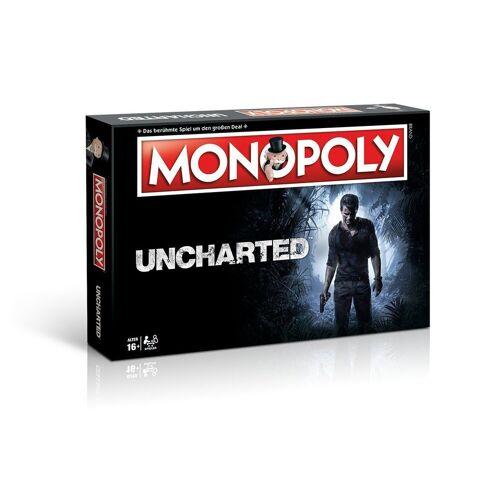 Winning Moves Spiel, Brettspiel »Monopoly Uncharted«