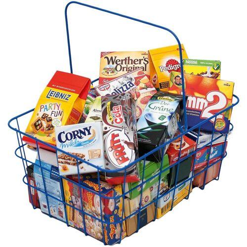 Chr. Tanner Spiel-Einkaufswagen »Einkaufskorb aus Metall, gefüllt«