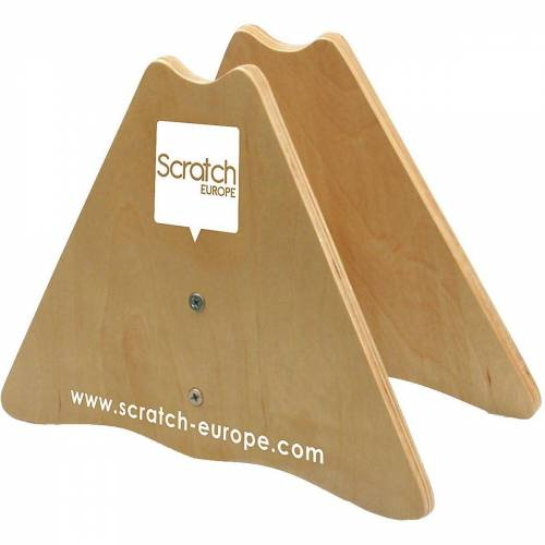 SCRATCH Laufrad »Laufradständer aus Holz«