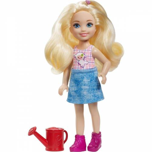 Mattel Anziehpuppe »Barbie Farm Chelsea Puppe 1«