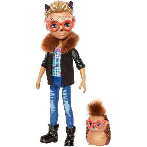 Mattel Anziehpuppe »Enchantimals Igeljunge Hixby Hedgehog Puppe«