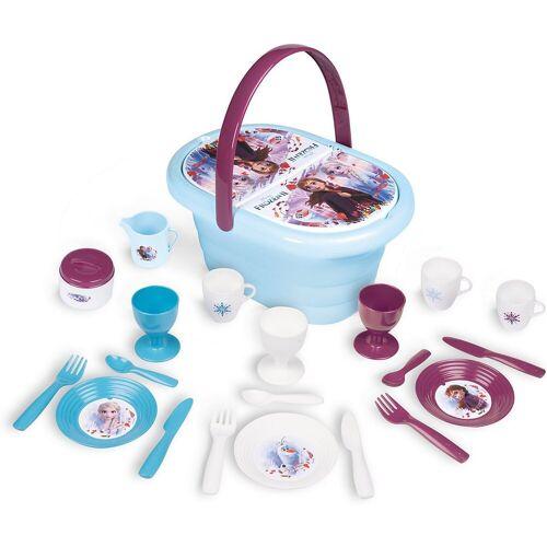 Smoby Spielgeschirr »Die Eiskönigin 2 Picknick-Korb«