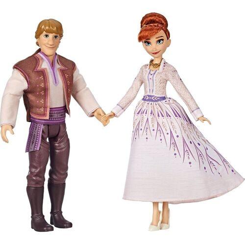 Hasbro Anziehpuppe »Disney Die Eiskönigin 2 Anna und Kristoff«
