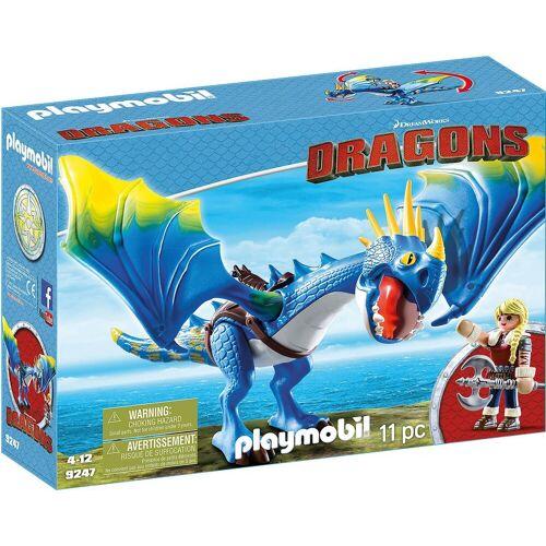 Playmobil Spielbausteine »9247 Astrid und Sturmpfeil«