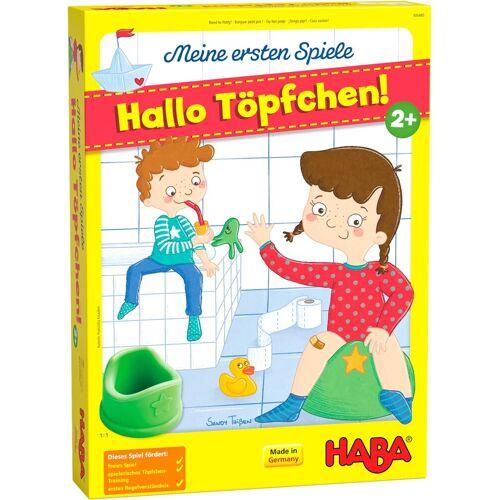 Haba Spiel, »Meine ersten Spiele - Hallo Töpfchen!«, Made in Germany