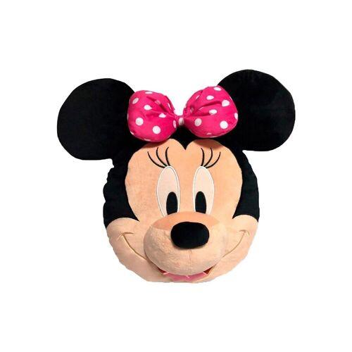 Disney Minnie Mouse Dekokissen »Minnie Maus 3D Kissen, 35 cm«