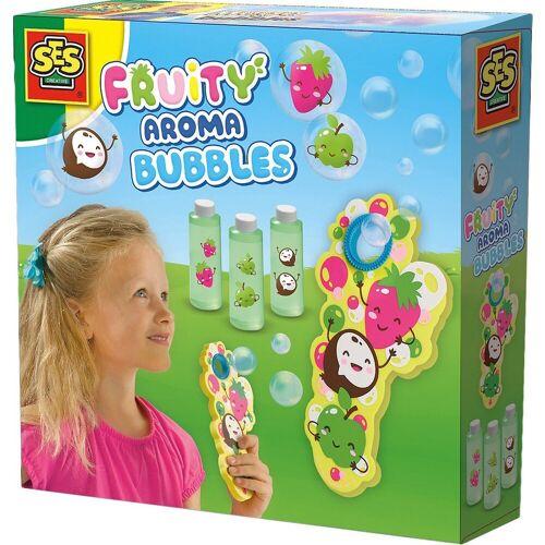 Creative SES Creative Seifenblasenspielzeug »Fruchtigduftende Seifenblasen 3x 200 ml«