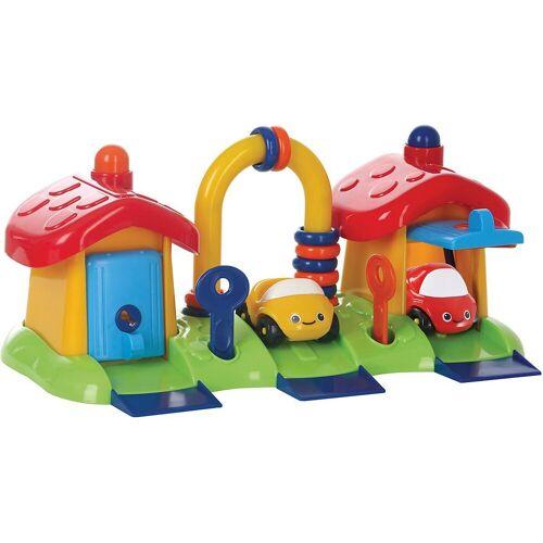 GOWI Spielzeug-Auto »Speed Buggy Garage + 2 Speed Buggies«
