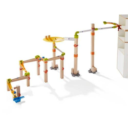 Haba Kugelbahn »Master Construction Kit 74-teilig«