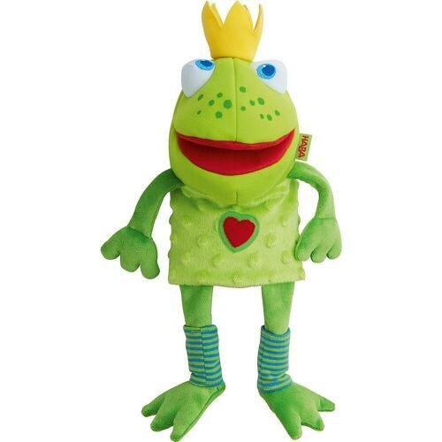 Haba Handpuppe »Handpuppe Froschkönig«