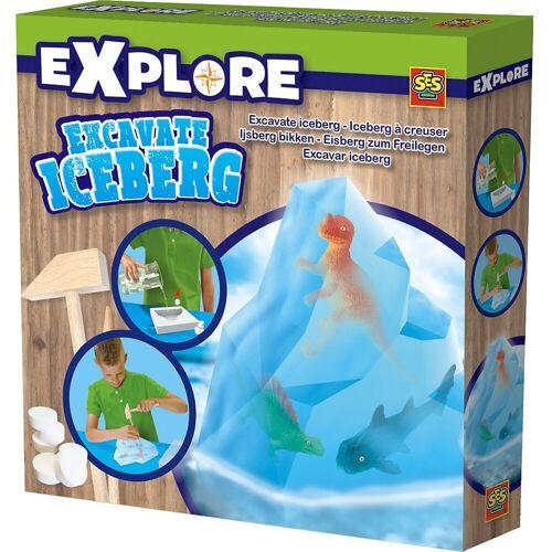 Creative SES Creative Lernspielzeug »Ausklopfset Eisberg«