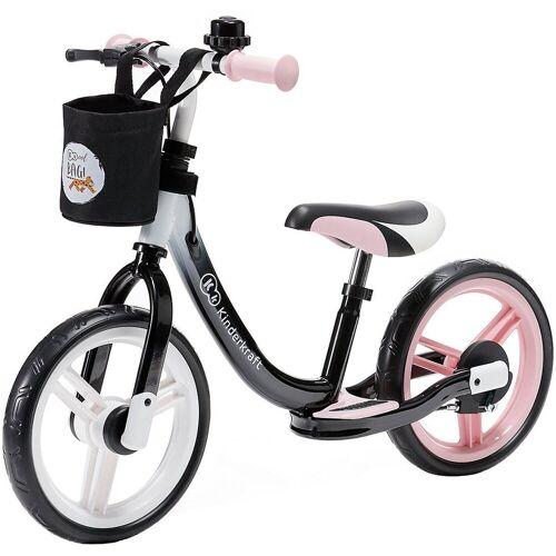 Kinderkraft Laufrad »Laufrad SPACE, pink«, pink