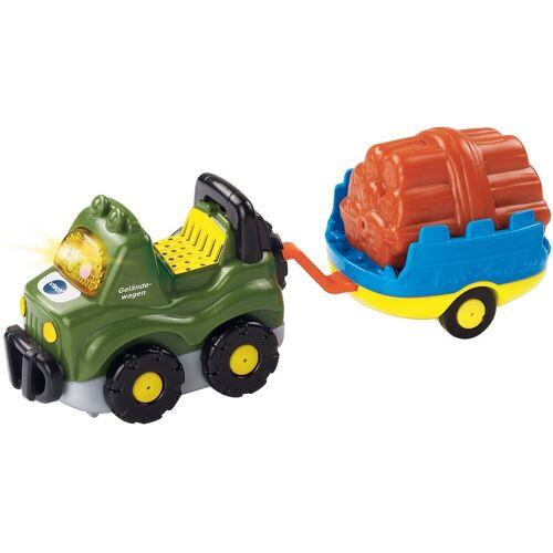 Vtech® Spielzeug-Auto »Tut Tut Baby Flitzer - Geländewagen & Anhänger«