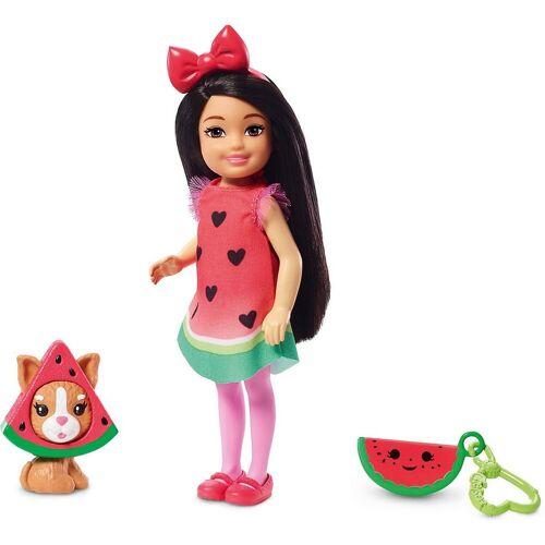 Mattel Anziehpuppe »Barbie Chelsea Wassermelonen-Kostüm Puppe«