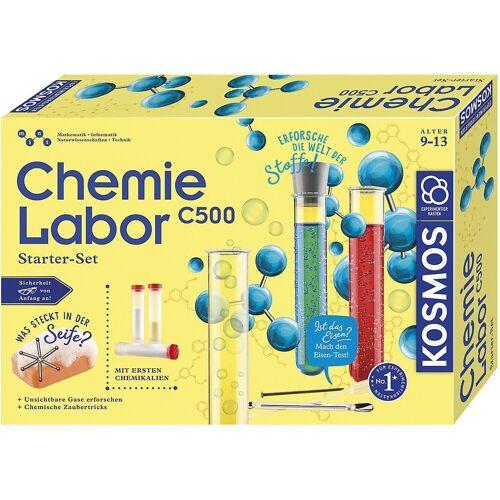 Kosmos Lernspielzeug »Chemielabor C500«